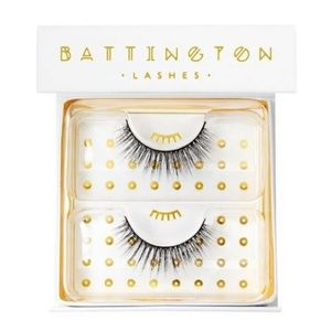 BATTINGTON MONROE SILK FALSE LASHES